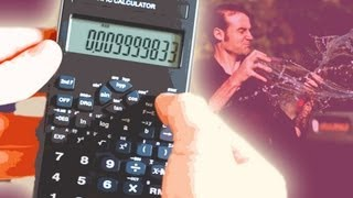 Calculator Unboxing #1 - Numberphile