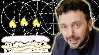 The Scientific Way to Cut a Cake - Numberphile