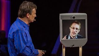 Edward Snowden on How We Take Back the Internet | TED Talks