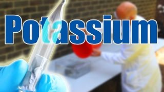 Underwater Potassium - Periodic Table of Videos