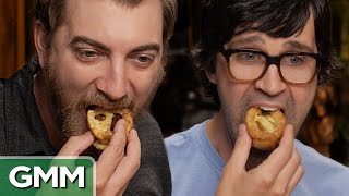 The British Food Taste Test (w/Sorted Food)
