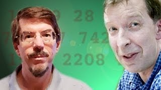 Keith Numbers - Numberphile