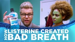 How Listerine Created Bad Breath