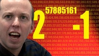 New Largest Known Prime Number - Numberphile