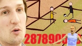 Anatomy of a Goal - Numberphile