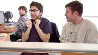 Jake and Amir: Rap Teacher (With Hoodie Allen)