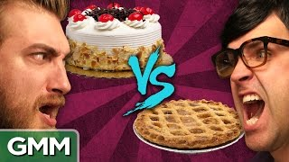 Cake vs. Pie: Debate-o-Rama