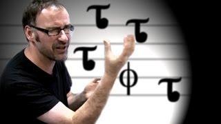 Tau of Phi - Numberphile