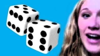 AMAZING Dice Rolls - Numberphile