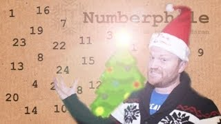 Advent Calendar - Numberphile