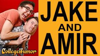 Jake and Amir: Rubik's Cube