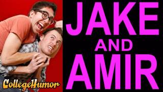 Jake and Amir: The Godfather