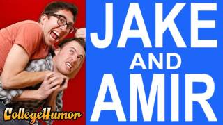 Jake and Amir: Quitting