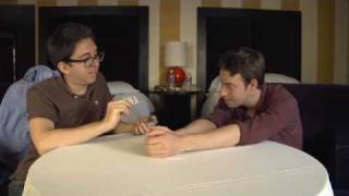 Jake and Amir: Blackjack