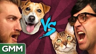 Cats Vs. Dogs: Debate-O-Rama