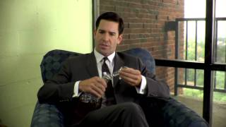 Don Draper's College Orientation