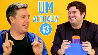 Um Actually: The Game Show Where Nerds Correct Nerds (Episode 3)
