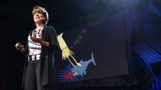 How We Found the Giant Squid | Edith Widder | TED Talks