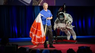 I Leapt from the Stratosphere. Here's How I Did It | Alan Eustace | TED Talks