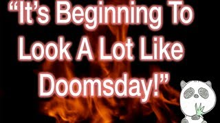 It's Beginning To Look A Lot Like Doomsday: 12/21 2012 (Christmas Parody)