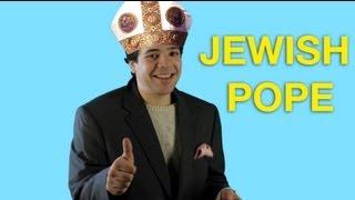 Jewish Pope Campaign Ad