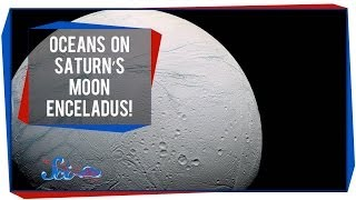 Oceans on Saturn's Moon Enceladus!