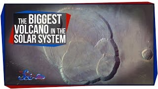 The Biggest Volcano in the Solar System