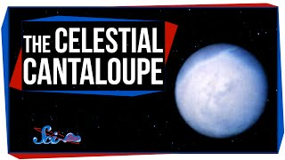 Triton: The Celestial 'Cantaloupe'
