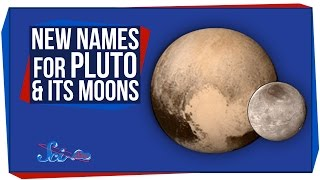 Spock, Hillary, Cthulhu & Other New Names for Pluto and Its Moons