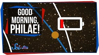 Good Morning, Philae!