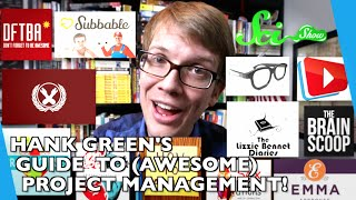 How to Do ALL THE THINGS (ft. Hank Green)!