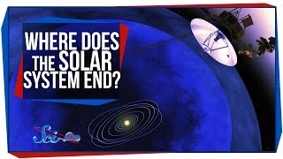 Where Does the Solar System End?