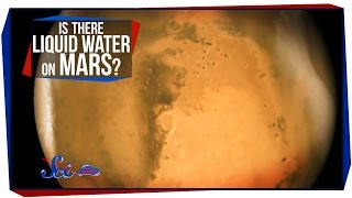 Is There Liquid Water on Mars?
