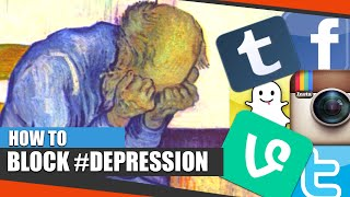 What If Depression Followed You Online?