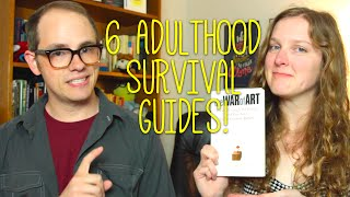 Adulthood Survival Manuals: Great Books for Being a Grown-Up!