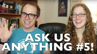 Impostor Syndrome & Clinging Parents: Q&A #5!