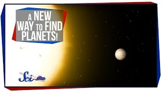 A New Way to Find Planets!