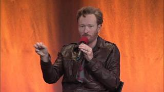A Conversation with Conan O'Brien, presented by YouTube | Talks At Google