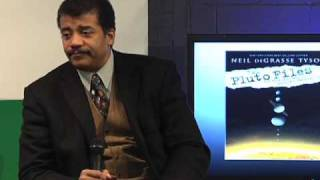 "Neil deGrasse Tyson: ""The Pluto Files"" 