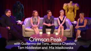 "COMING SOON: ""Crimson Peak"" 
