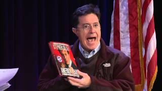 "Stephen Colbert: ""American Again: Re-Becoming the Greatness We Never Weren't"" 