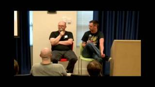 "Mike ""Gabe"" Krahulik & Jerry ""Tycho"" Holkins 