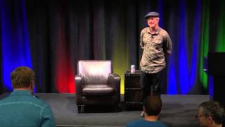 "Andy Weir: ""The Martian"" LAX 