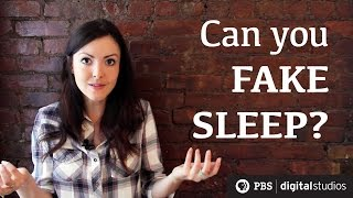 Can You Fake Sleep?
