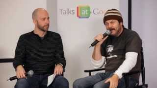 Nick Offerman | Talks at Google