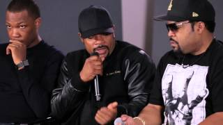 """Straight Outta Compton"" 