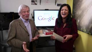 Lunchtime at Google with Jacques Pépin