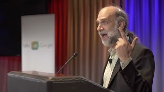 "Bruce Schneier: ""Data and Goliath: The Hidden Battles to Collect Your Data and Control Your World"""