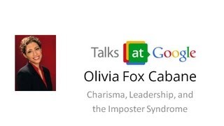 "Olivia Fox Cabane: ""Charisma, Leadership and the Imposter Syndrome"" 