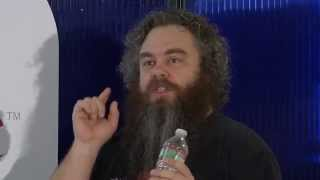 "Patrick Rothfuss: ""A Writer of Things"" 